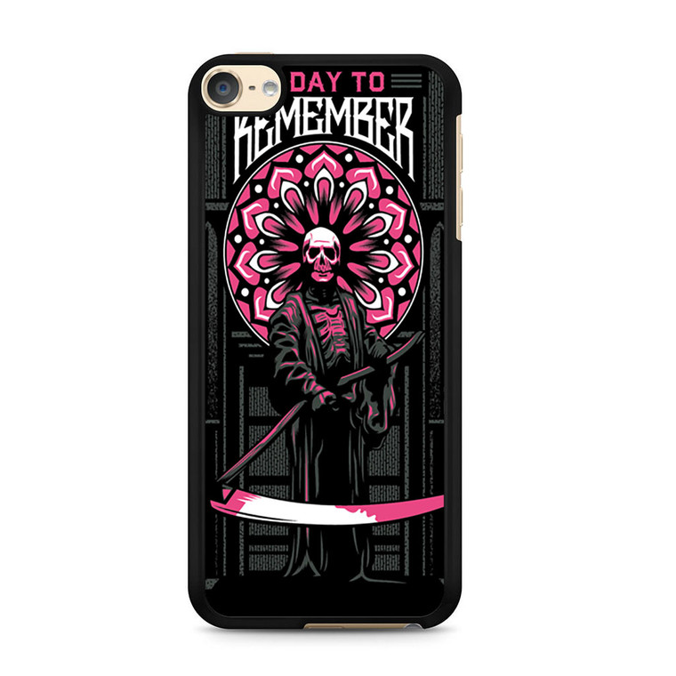 A Day To Remember Tour iPod Touch 6 Case