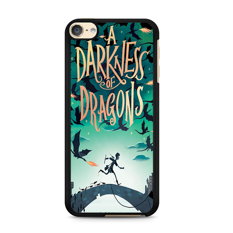 A Darkness Of Dragons iPod Touch 6 Case