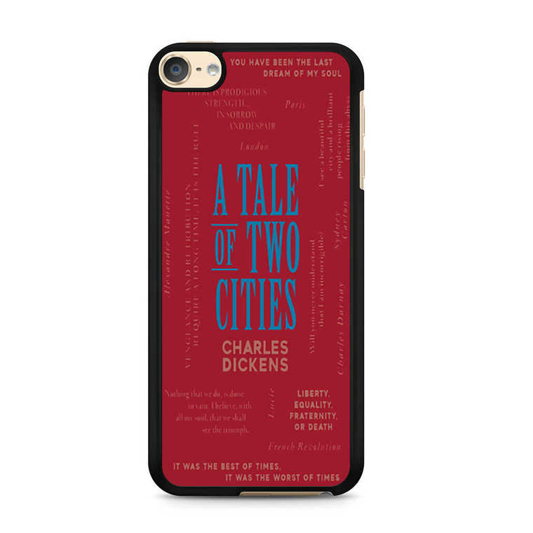 A Tale Of Two Cities By Charles Dickens iPod Touch 6 Case