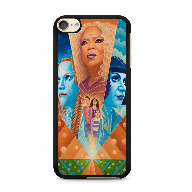 A Wrinkle In Time Fanart iPod Touch 6 Case