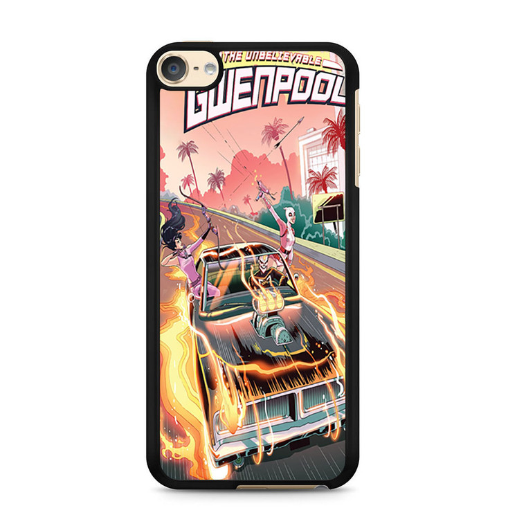 Unbelievable Gwenpool iPod Touch 6 Case