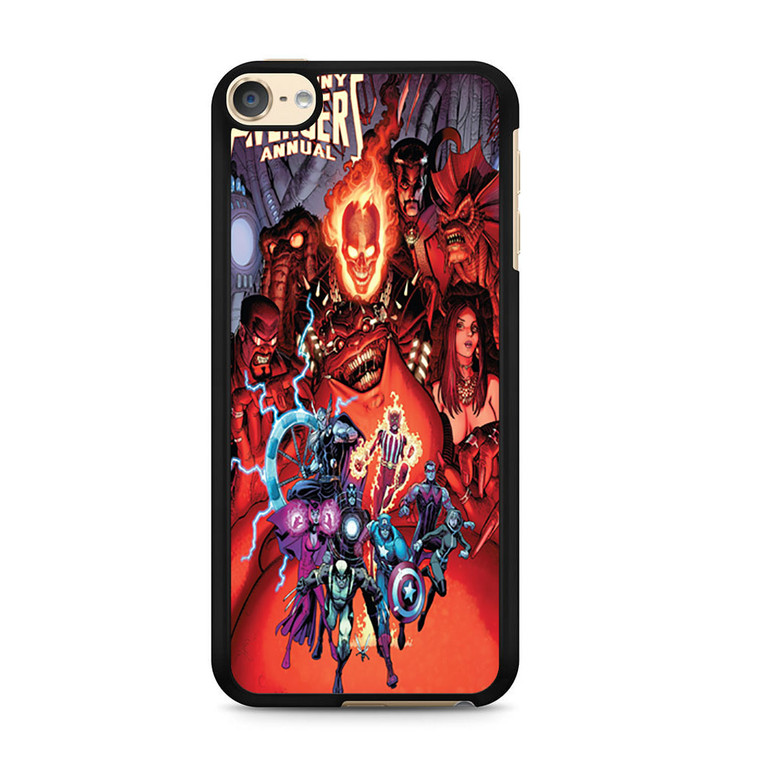 Uncanny Avengers Annual iPod Touch 6 Case