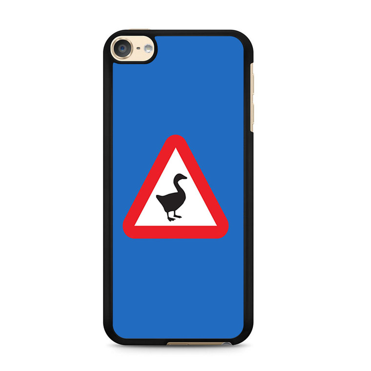 Untitled Goose Game Logo Only iPod Touch 6 Case
