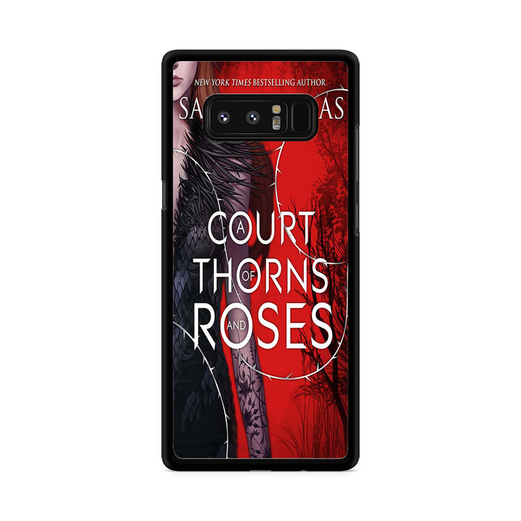 A Court Of Thorns And Roses Samsung Galaxy Note 8 Case
