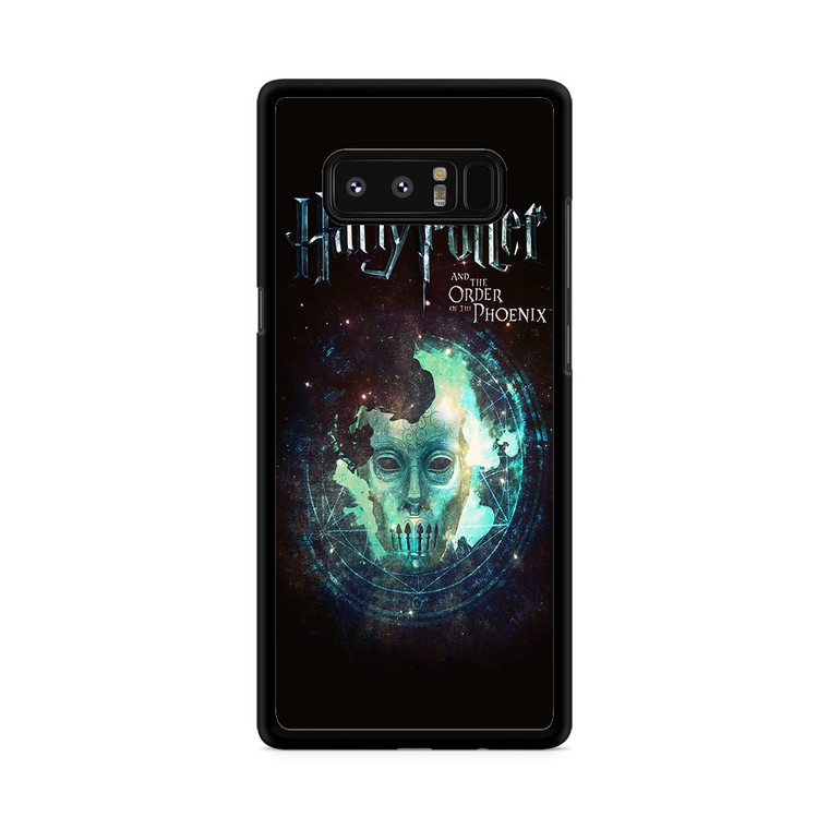 ?Harry Potter And The Order Of The Phoenix Samsung Galaxy Note 8 Case
