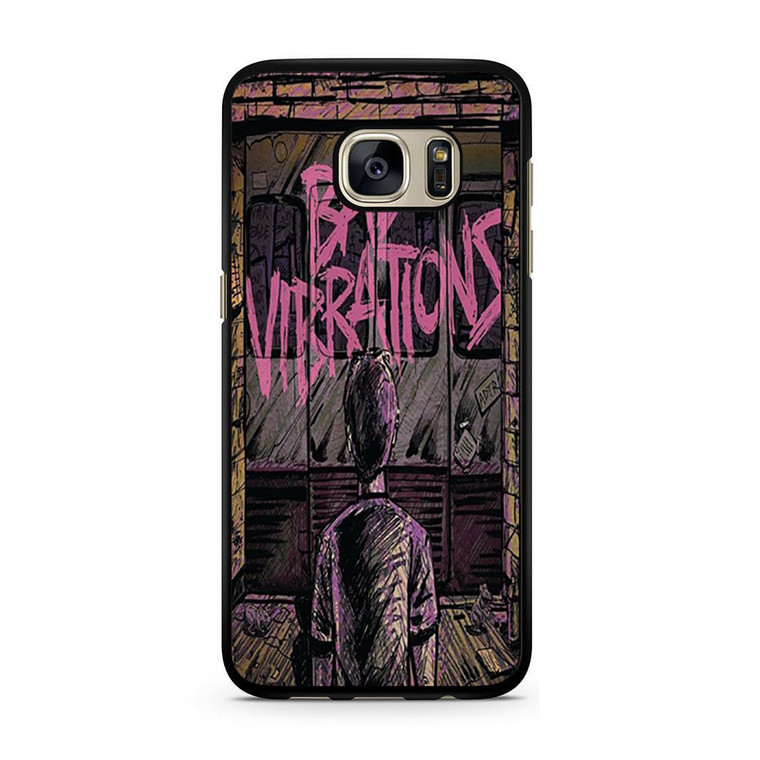 A Day To Remember Bad Vibrations Samsung Galaxy S7/S7 Edge Case
