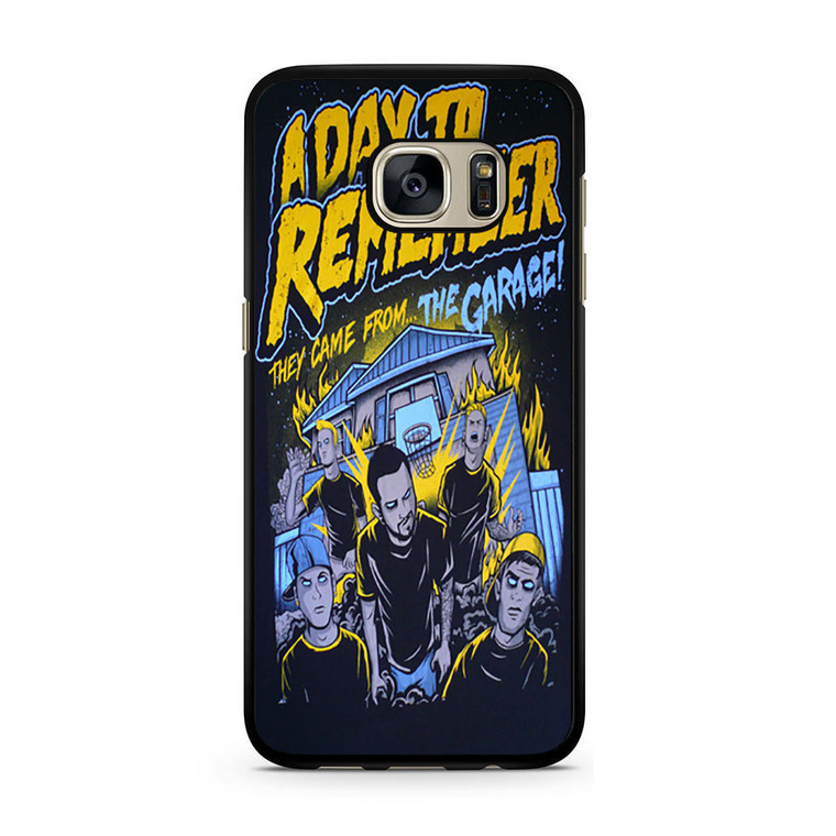 A Day To Remember They Came From The Garage Samsung Galaxy S7/S7 Edge Case