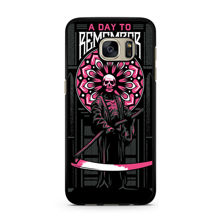 A Day To Remember Tour Samsung Galaxy S7/S7 Edge Case