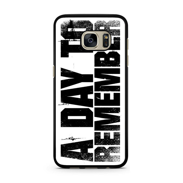 A Day To Remember Samsung Galaxy S7/S7 Edge Case