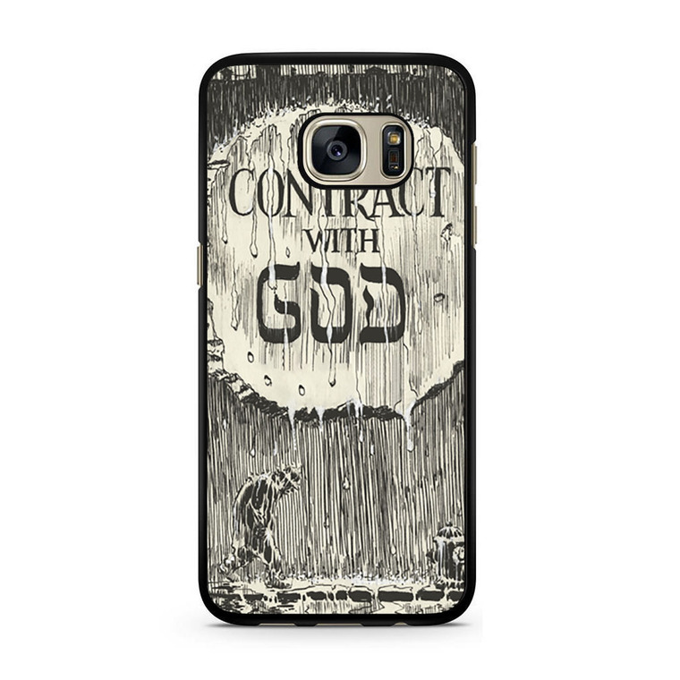 A Contract With God Book Samsung Galaxy S7/S7 Edge Case