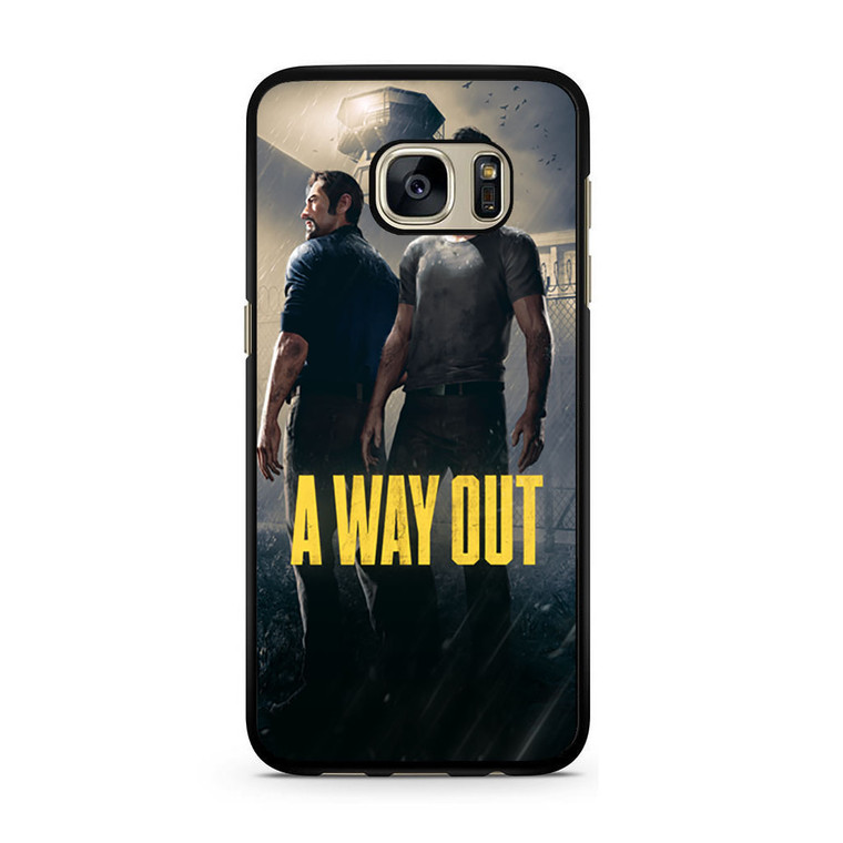 A Way Out Games Samsung Galaxy S7/S7 Edge Case