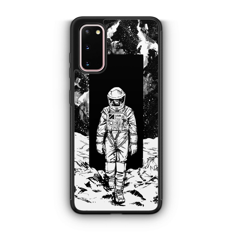 A Space Odyssey 2001 Drawing Samsung Galaxy S20/S20 Plus/S20 Ultra Case