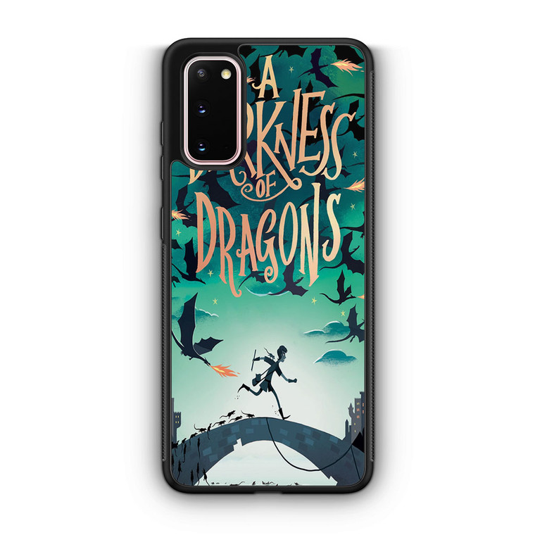 A Darkness Of Dragons Samsung Galaxy S20/S20 Plus/S20 Ultra Case