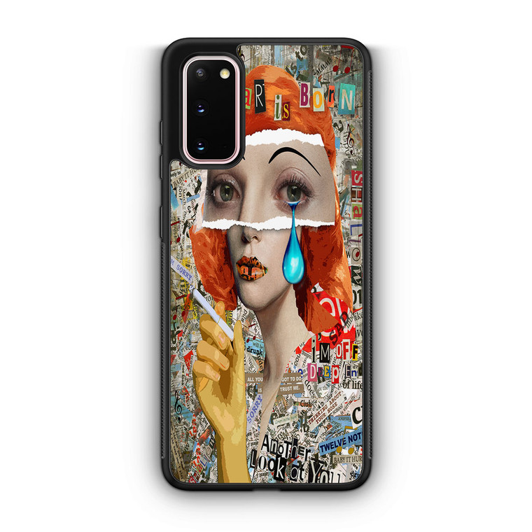 A Star Is Born Pop Art Samsung Galaxy S20/S20 Plus/S20 Ultra Case