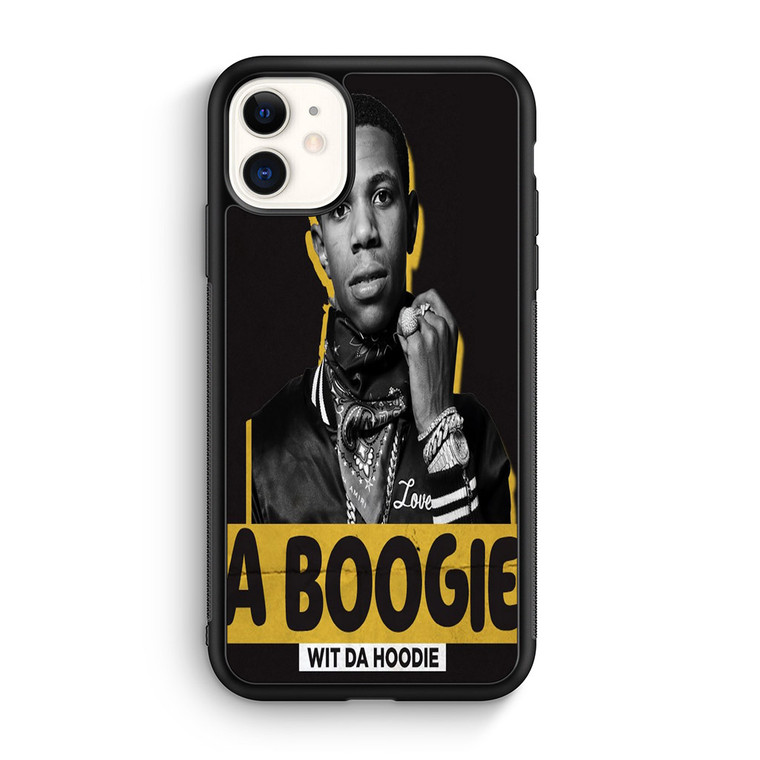 A Boogie Wit Da Hoodie Tickets iPhone 11/11 Pro/11 Pro Max Case