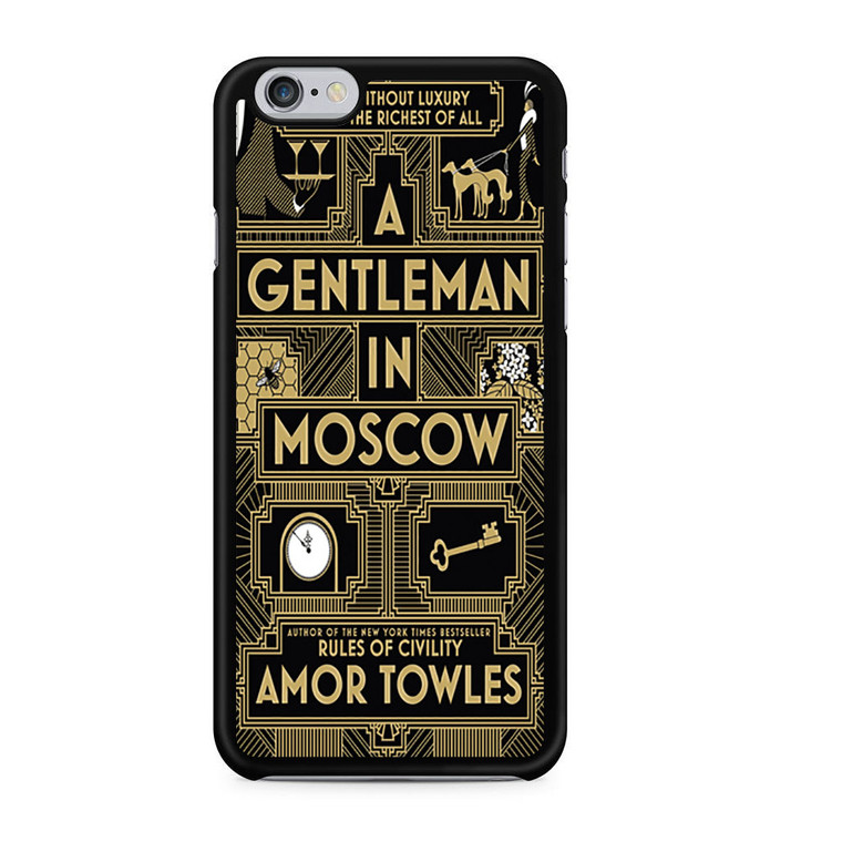 A Gentleman In Moscow iPhone 6/6 Plus Case
