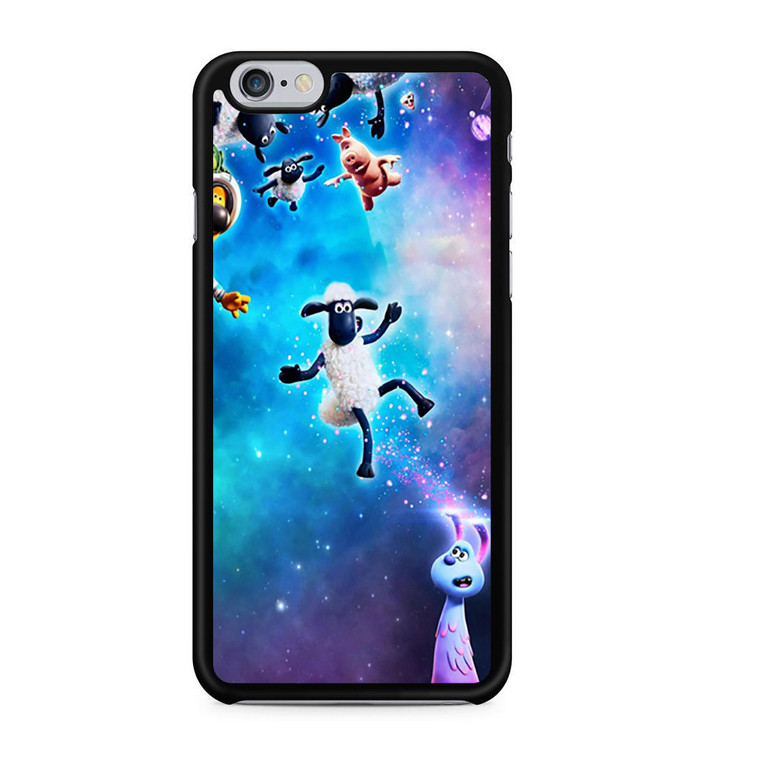 A Shaun The Sheep Farmageddon iPhone 6/6 Plus Case