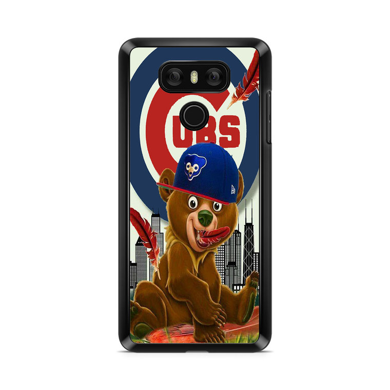 Chicago Cubs Bears LG G6 Case