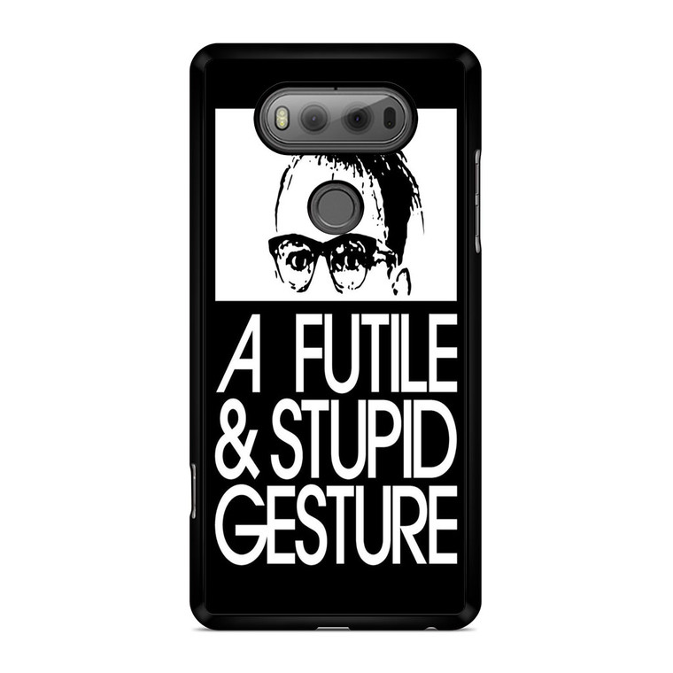 A Futile And Stupid Gesture Movie LG V20 Case