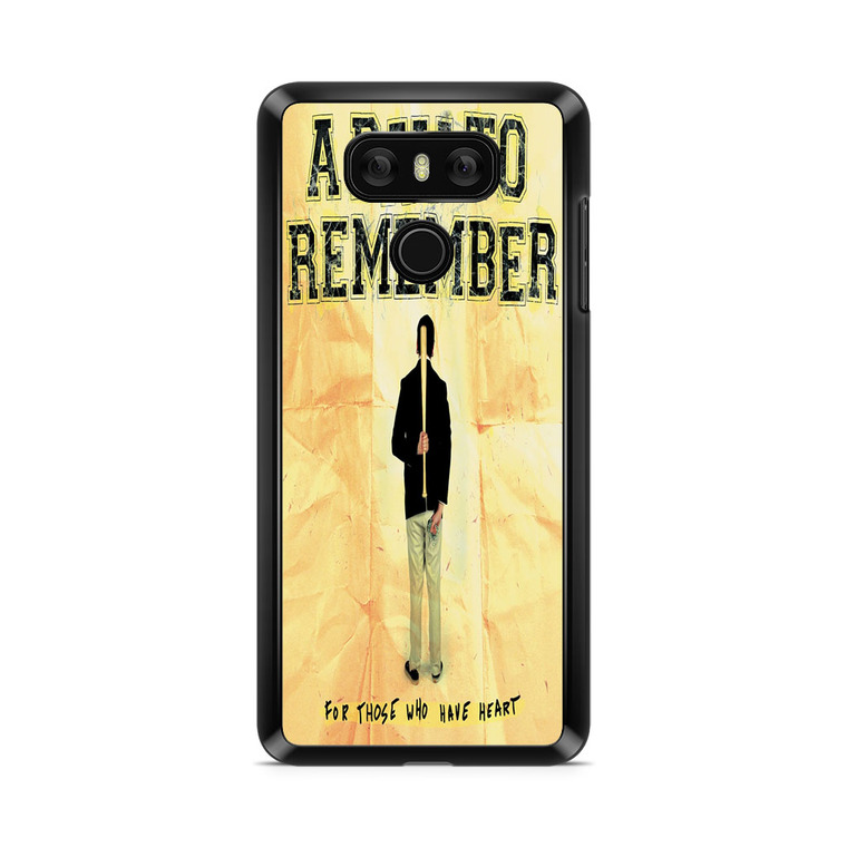 A Day To Remember For Those Who Have Heart LG G6 Case