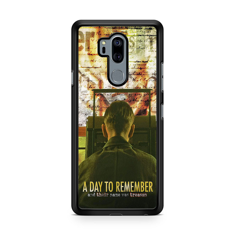 A Day To Remember Discografia LG G7 thinq Case