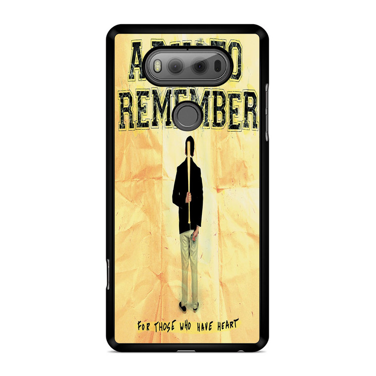 A Day To Remember For Those Who Have Heart LG V20 Case