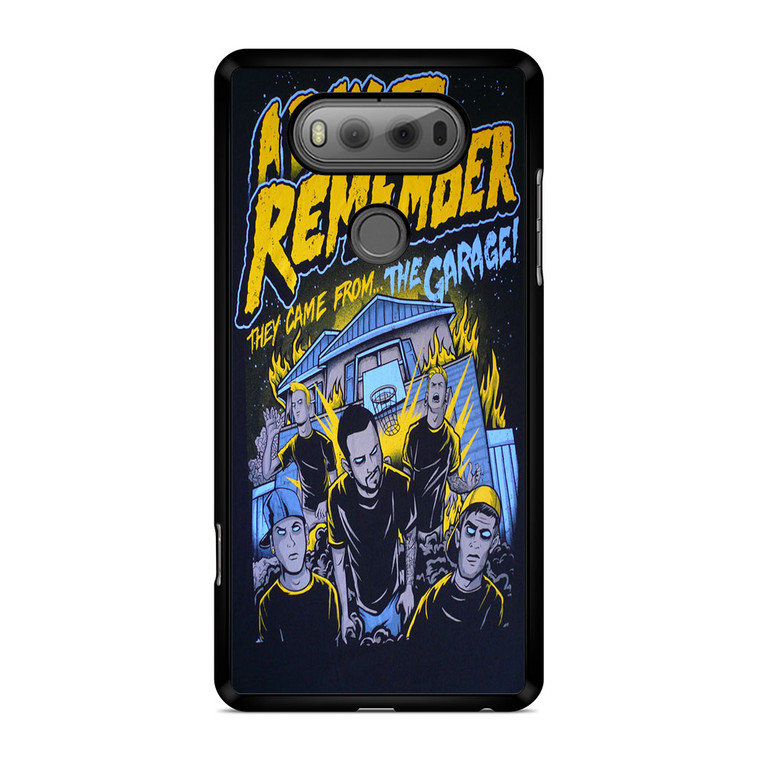 A Day To Remember They Came From The Garage LG V20 Case