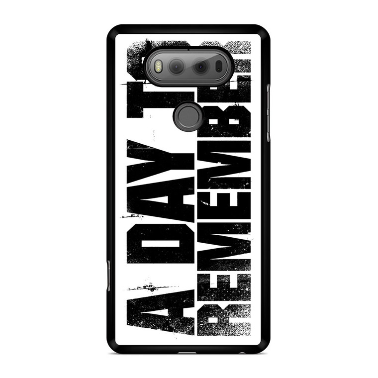 A Day To Remember LG V20 Case