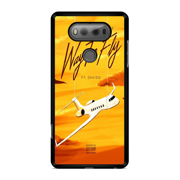 A Boogie Wit Da Hoodie Feat Davido Way Too Fly LG V20 Case