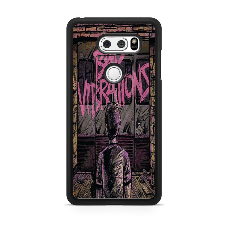 A Day To Remember Bad Vibrations LG V30 Case