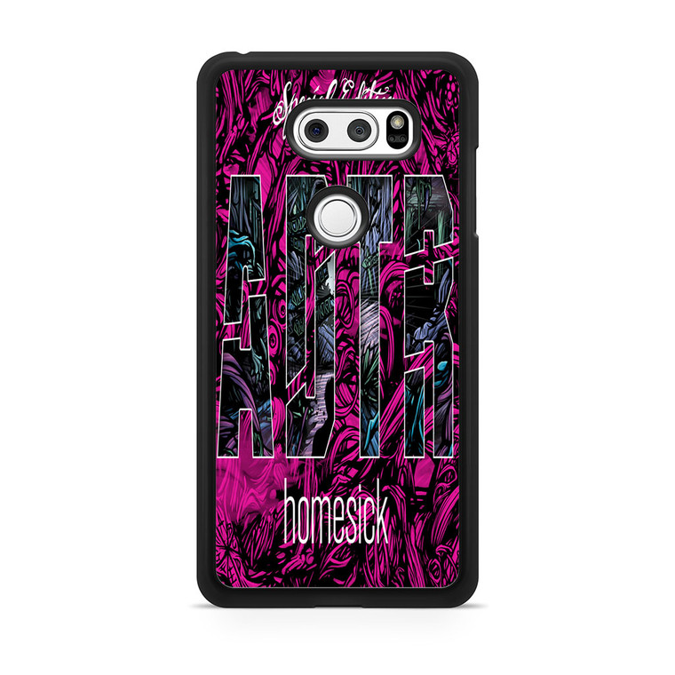 A Day To Remember Homesick Deluxe Edition LG V30 Case