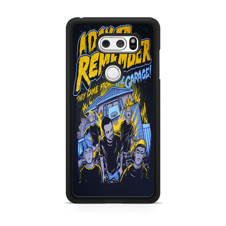 A Day To Remember They Came From The Garage LG V30 Case