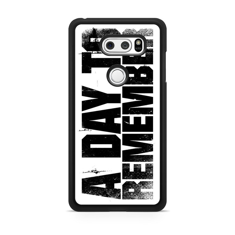 A Day To Remember LG V30 Case