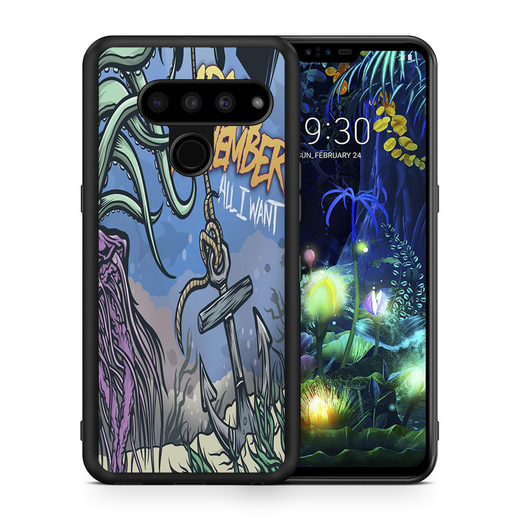 A Day To Remember All I Want LG V50 thinq Case