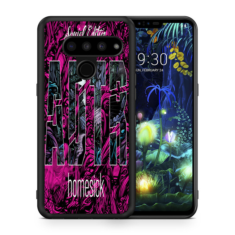 A Day To Remember Homesick Deluxe Edition LG V50 thinq Case