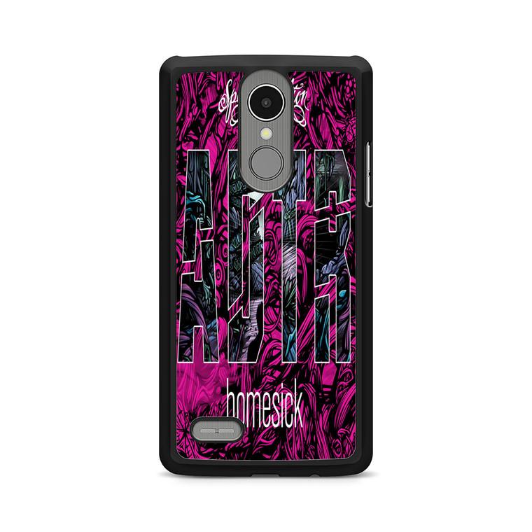 A Day To Remember Homesick Deluxe Edition LG K8 Case