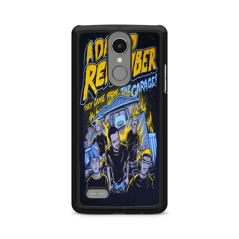 A Day To Remember They Came From The Garage LG K8 Case