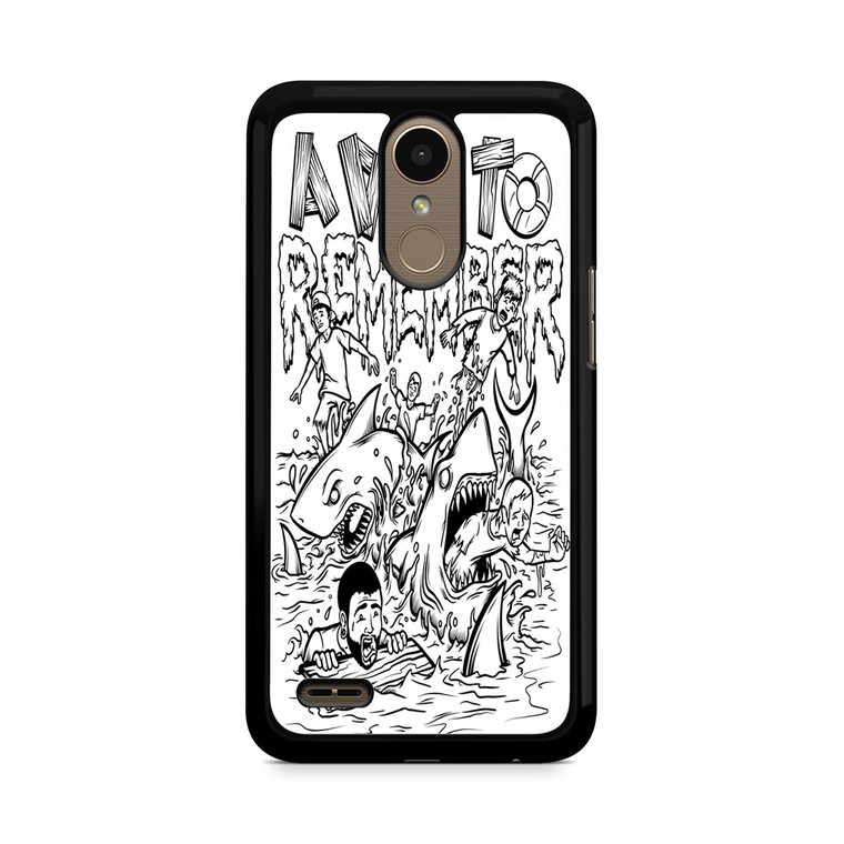 A Day To Remember Shark Week LG K10 2017 / 2018 Case