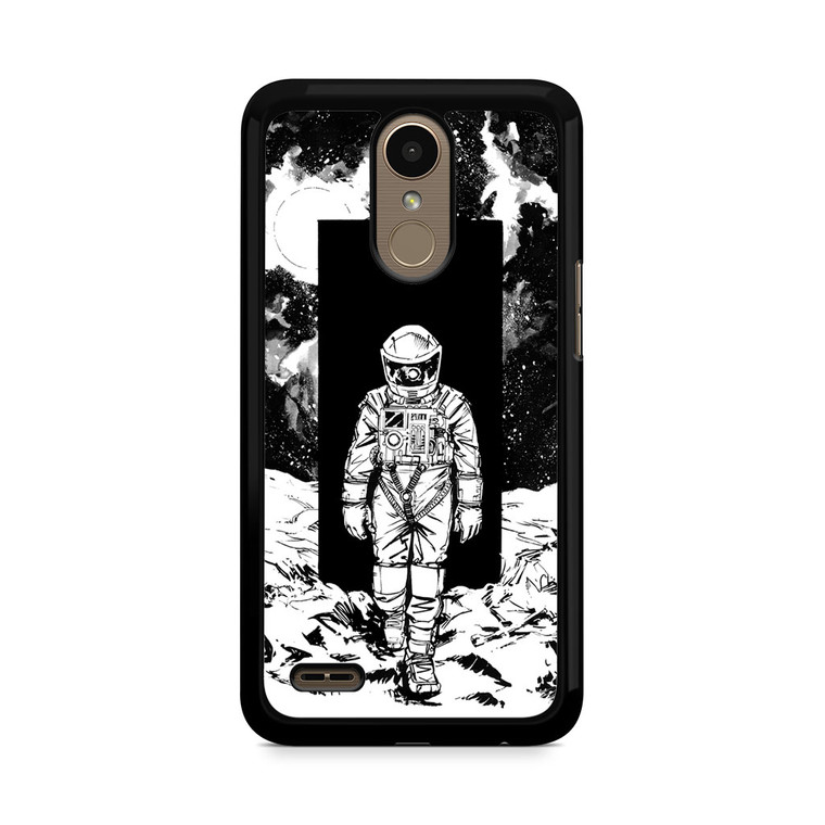 A Space Odyssey 2001 Drawing LG K10 2017 / 2018 Case