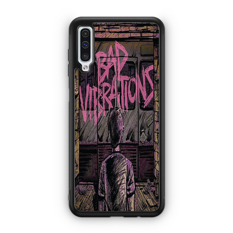 A Day To Remember Bad Vibrations Samsung Galaxy A50 Case