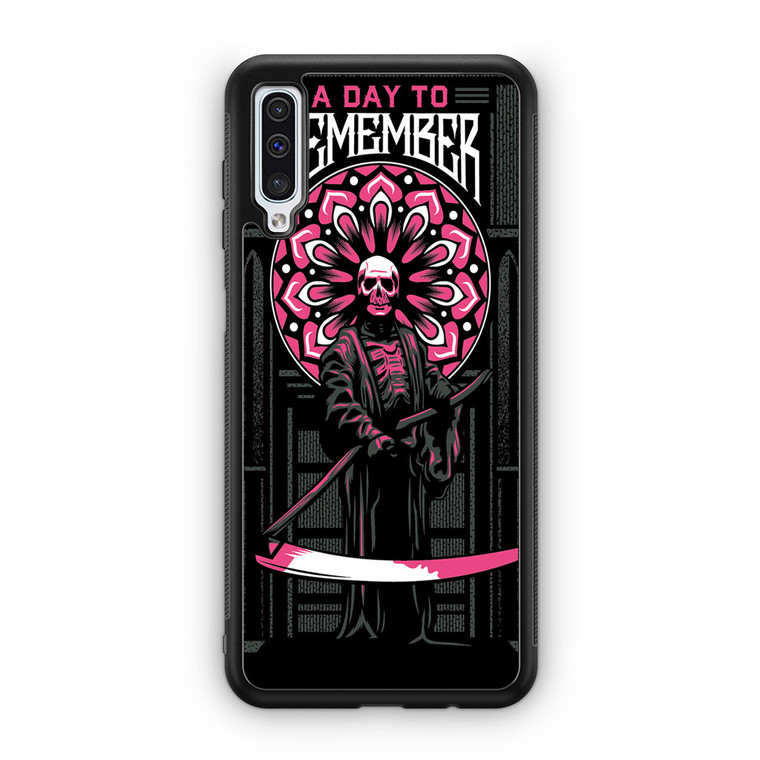 A Day To Remember Tour Samsung Galaxy A50 Case