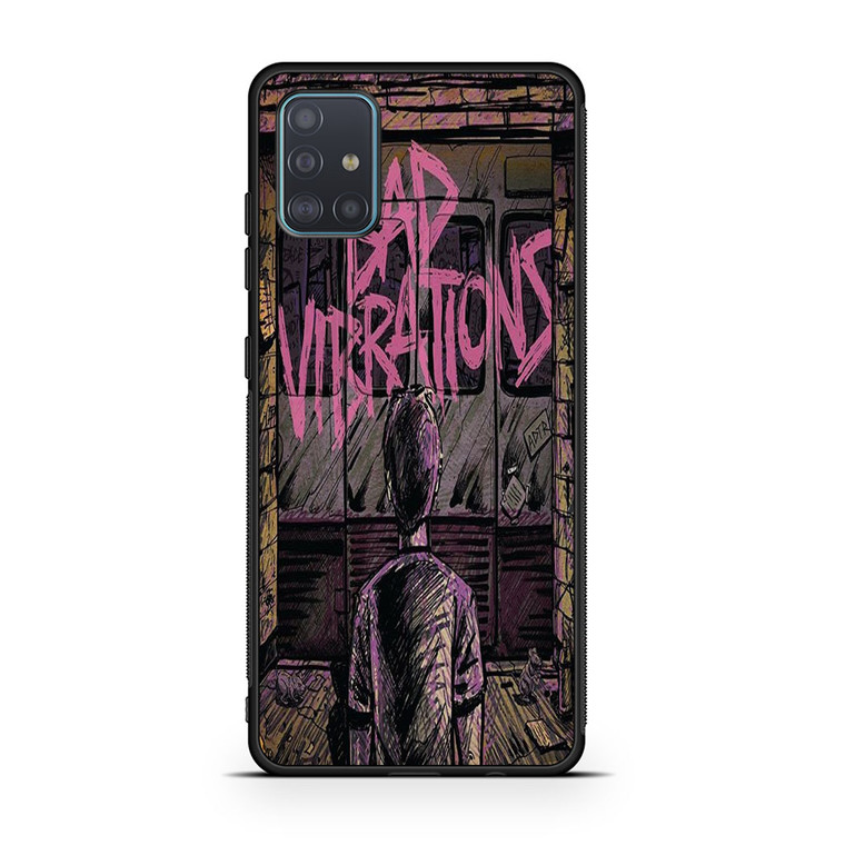 A Day To Remember Bad Vibrations Samsung Galaxy A51 Case