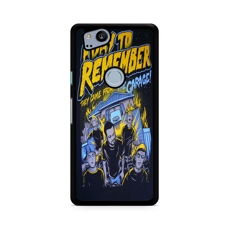 A Day To Remember They Came From The Garage Pixel 2/ 2XL Case