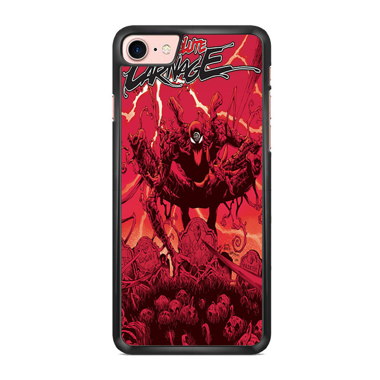 Absolute Carnage iPhone 7/ 7 Plus Case