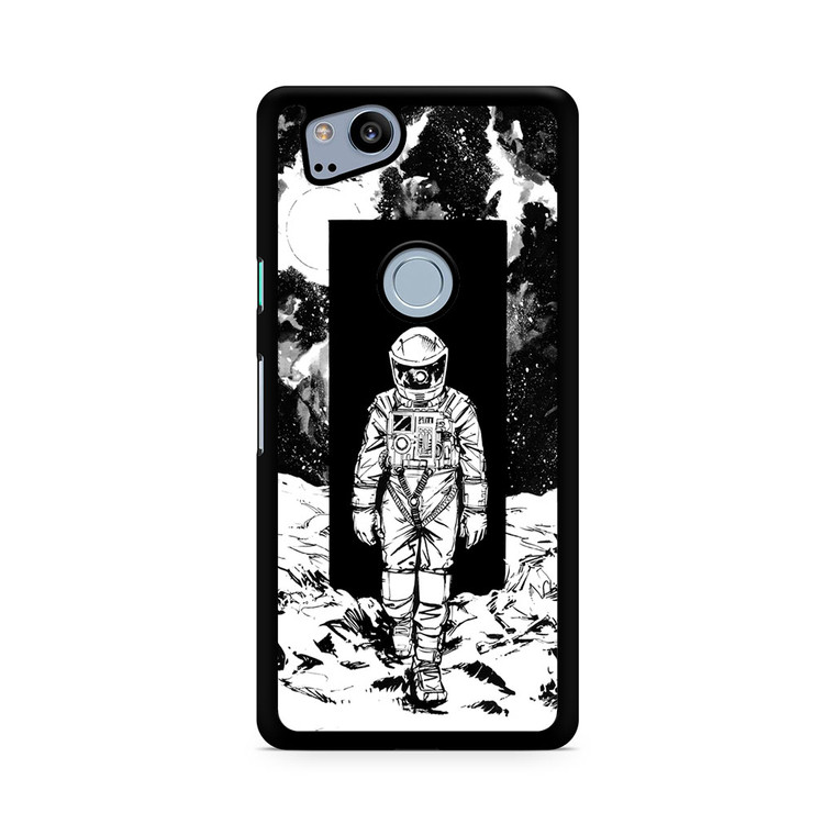 A Space Odyssey 2001 Drawing Pixel 2/ 2XL Case
