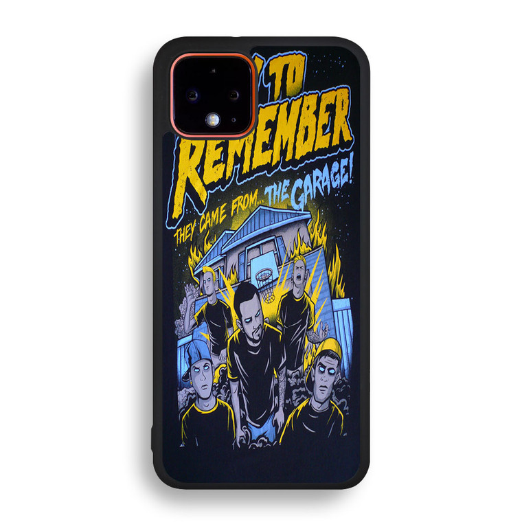 A Day To Remember They Came From The Garage Pixel 4/ 4XL Case