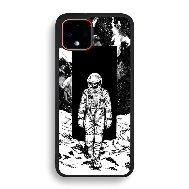 A Space Odyssey 2001 Drawing Pixel 4/ 4XL Case