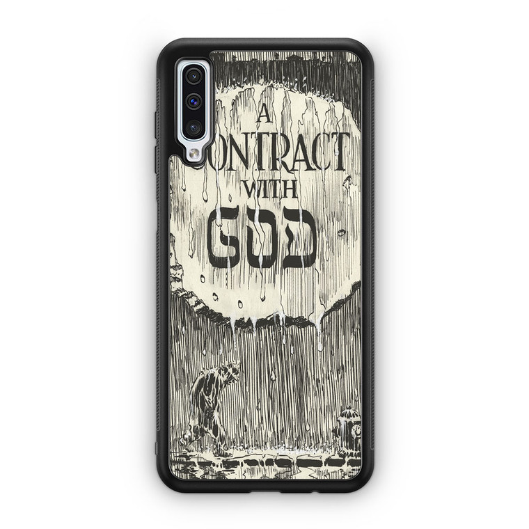 A Contract With God Book Samsung Galaxy A50 Case