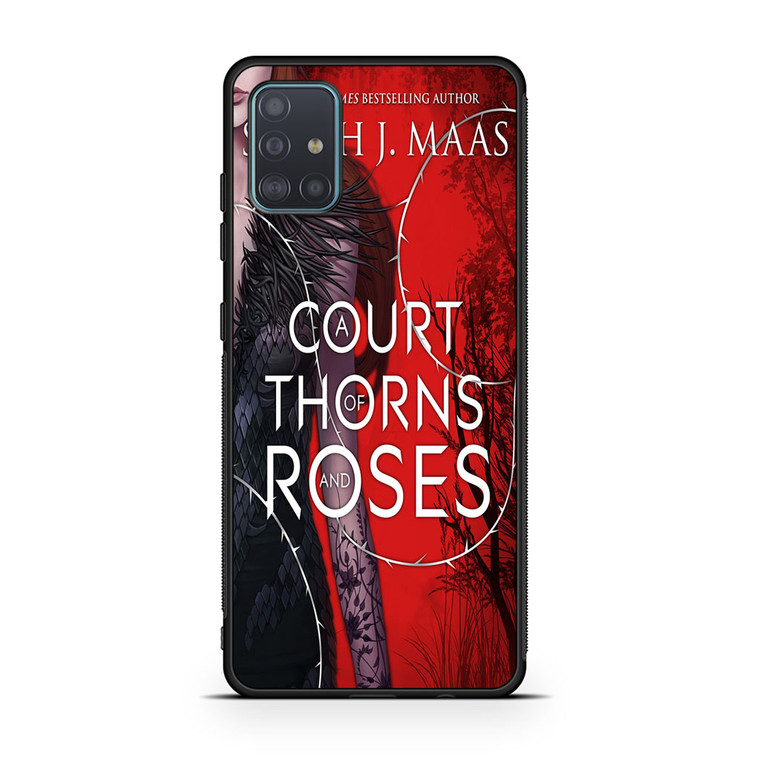 A Court Of Thorns And Roses Samsung Galaxy A51 Case