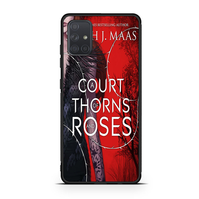 A Court Of Thorns And Roses Samsung Galaxy A71 Case